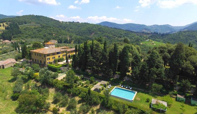 Villa Fizzano